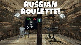 RUST   RUSSIAN ROULETTE GAME - Survive WIN A PRIZE !