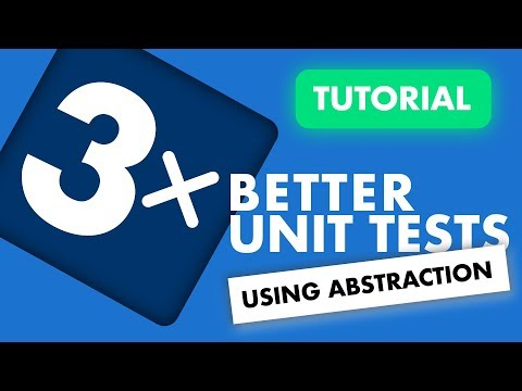Write 3X Better Unit Tests using Abstraction   Flutter Unit Testing