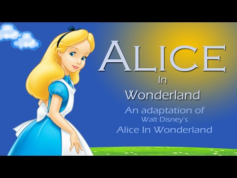 TIU | Alice In Wonderland (Barbie Film)
