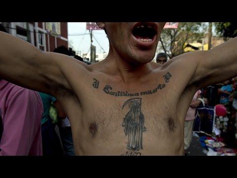 Violento operativo en el barrio de Tepito, en México