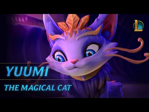 Yuumi: The Magical Cat | Champion Trailer - League of Legends thumbnail