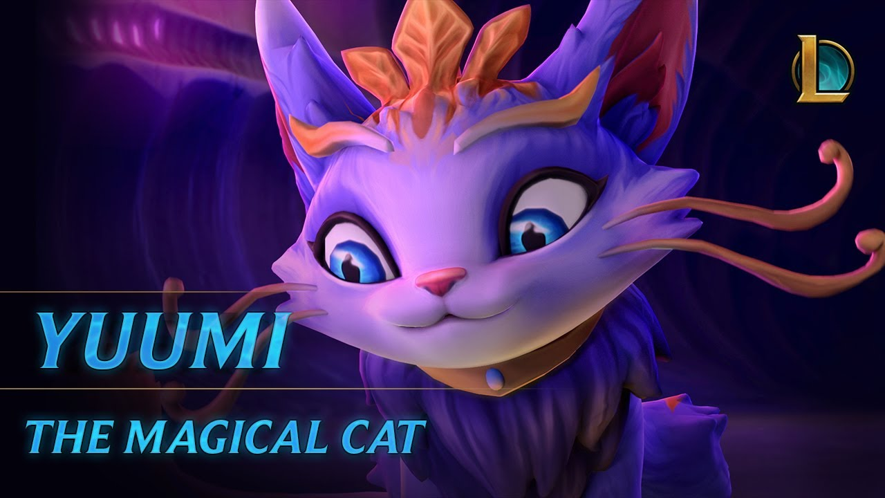 Yuumi: The Magical Cat | Champion Trailer - League of Legends