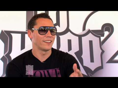 DJ Hero 2 - Tiësto interview in Ibiza