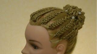Прически на длинные волосы.Hairstyles for Long Hair(прически на длинные волосы.Hairstyles for Long Hair прически прически на длинные волосы причёски на 1 сентября свадебн..., 2013-09-26T20:12:16.000Z)