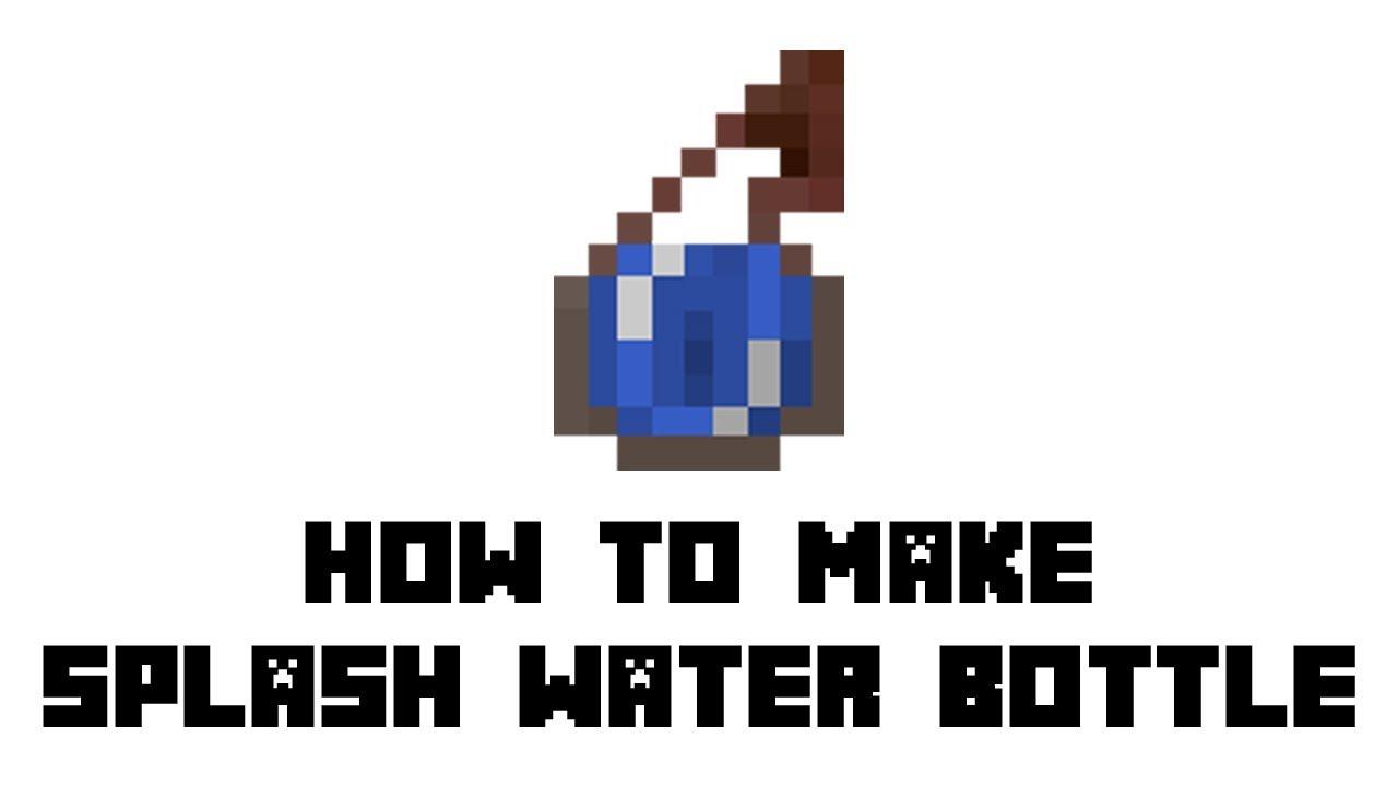Splash potion of weakness recipe xbox 360