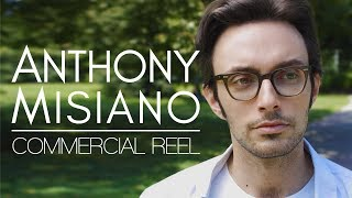 Anthony Misiano - Commercial Reel