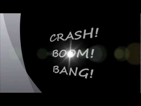 Roxette - Crash! Boom! Bang! (con testo - with Lyrics).wmv