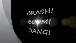 Roxette - Crash! Boom! Bang! (con testo - with Lyrics).wmv
