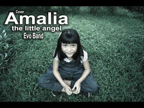 Amalia - EVo Band ( Sabrina Cover )