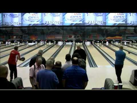 2016 USBC Open Championships Team Event 4/28/16 Part 1
