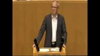 Rede von Carsten Meyer zu Datenschutz