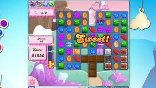 Candy Crush Saga Level 154 -- AppLevelHelp.Com