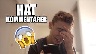 LESER HATKOMMENTARER TIL 1v1 PÅ FORTNITE?!! 😱 BLIR ROASTET!!
