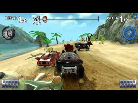 Como saltar en Beach Buggy Racing (BBR)