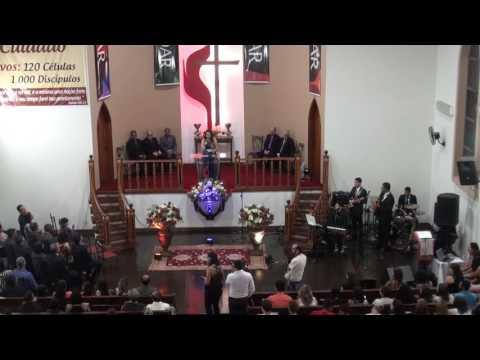 Consagração Bispo Fabio Cosme da Silva em Rondonópolis