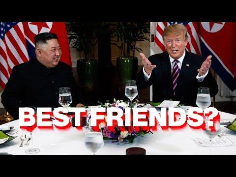 USA e Corea de Nord: quasi amici - Timeline