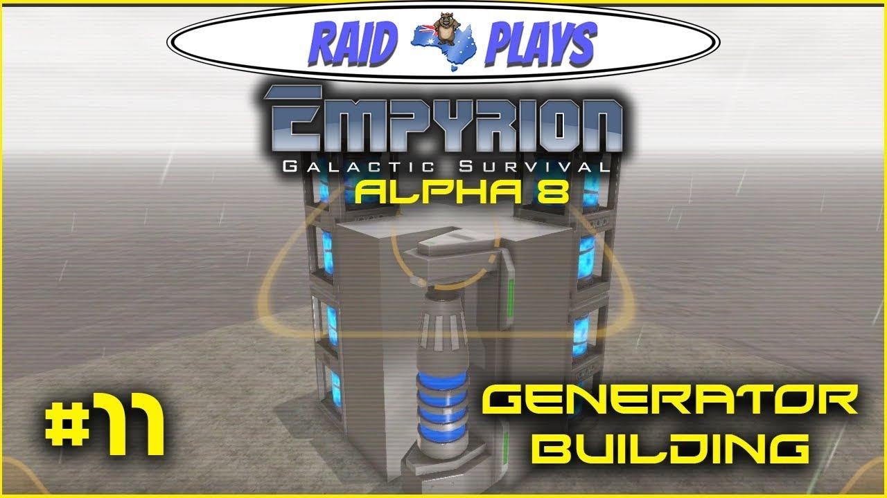 Empyrion Alpha 8 - #11 -