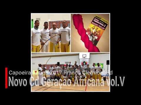 Lançamento CD Geração Africana Vol.V Kudissanga 2017 - Estúdio.