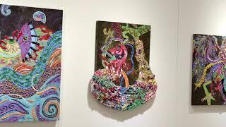 インターアート7セレクション カズリ展「MERMAID STORY」