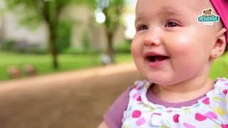 Tříkolka Baby Balade Vert Smoby se slunečníkem od