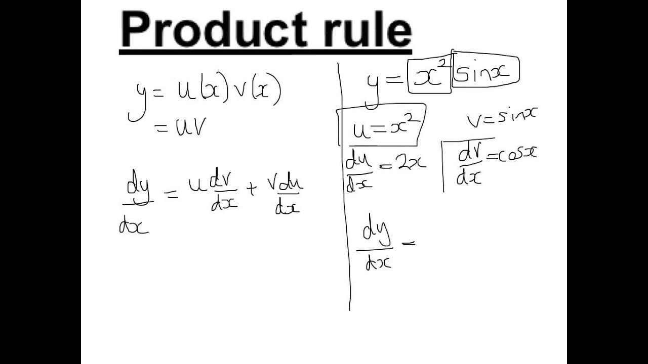 quotient rules c3