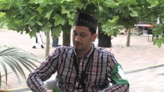 Jalsa Salana Deutschland 2015 -  Interreligöser Dialog