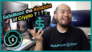 When $AMZN Stock Went From $100 to $6 ?  SafeMoon Sunday Updates!