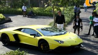 Garangnya 6 Lamborghini Raffi Ahmad dan Kawan kawan