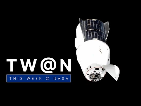 Relocating a Commercial Spacecraft at the Space Station on This Week @NASA  July 23, 2021
