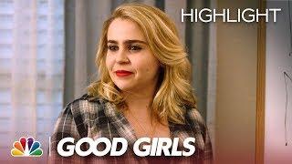 Annie Recruits Like A Boss - Good Girls Episode Highlight