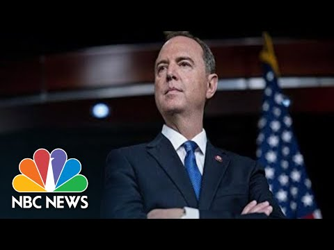 Schiff Holds News Conference After Release Of Impeachment Report | NBC News (Live Stream Recording)