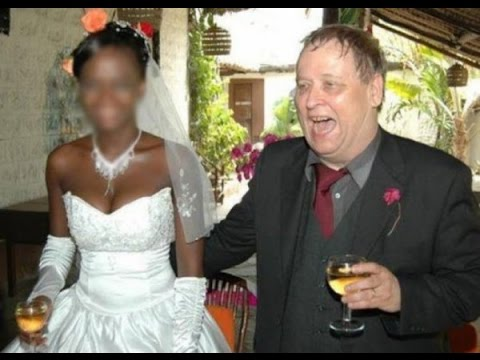 65 Year Old German Dumps His 26 Year Old African Wife On Facebook  Acuses Her Of Infidelity