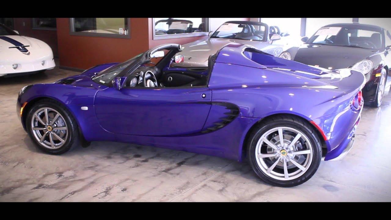 2005 lotus elise youtube 2005 lotus elise vanachro Choice Image