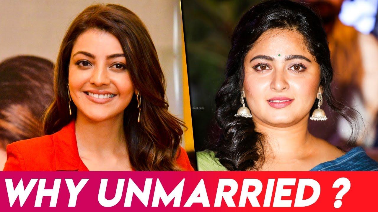 Why Kalaj Anushka Not Married? Reason Revealed I Nayanthara, Trisha, Anushka, Kajal I Cinema News