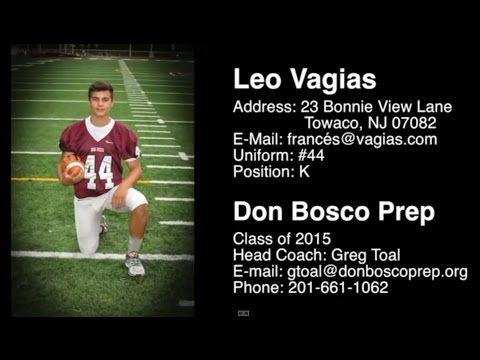 Leonidas Vagias Kicking Highlights