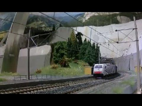 Digitale Modellbahn H0 im Bau 9