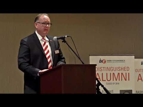 2018 ISE Distinguished Alumni  Brad Sullivan