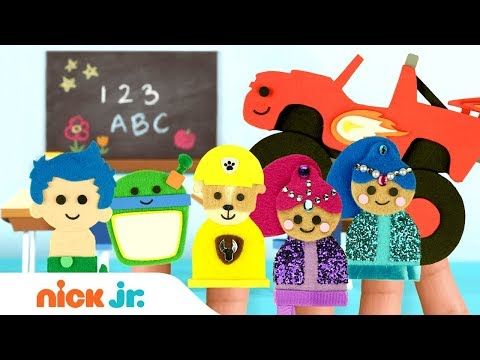 First Day of School  🚌 Music Video ft. PAW Patrol & More | Nick Jr. Back to School Pinkie Pals