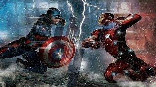 Тизер фильма «Первый мститель: Противостояние»