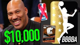 LaVar Ball Starting PRO LEAGUE That Pays $10K MONTHLY CONTRACTS! NCAA VS BBB!