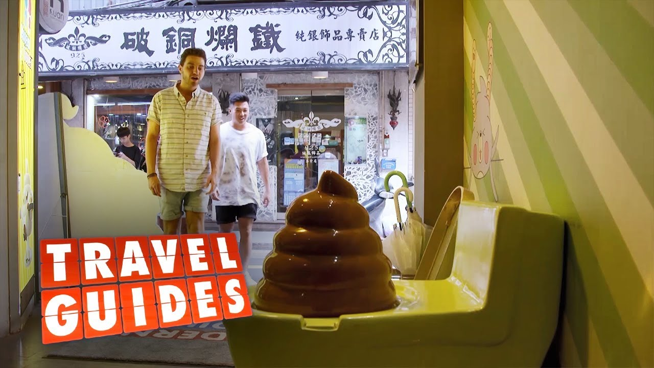 Toilet themed restaurant leaves Guides baffled | Travel Guides 2019