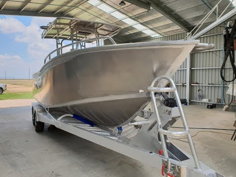 ACB - AYRCRAFT CUSTOM BOATS PART 2 (TRAILER BUILD)