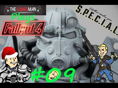 LetsPlay-Fallout4   EP09   The Brotherhood Of Steel   New Years Eve Special   ADVERT FREE!!