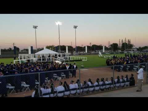 Mayfair HS graduation 2017 part 2