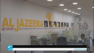 مساعي إسرائيل متواصلة لإغلاق قناة الجزيرة
