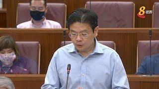 【国会】乌节文华未违反程序 指定隔离设施职员将接受例行检测 - YouTube
