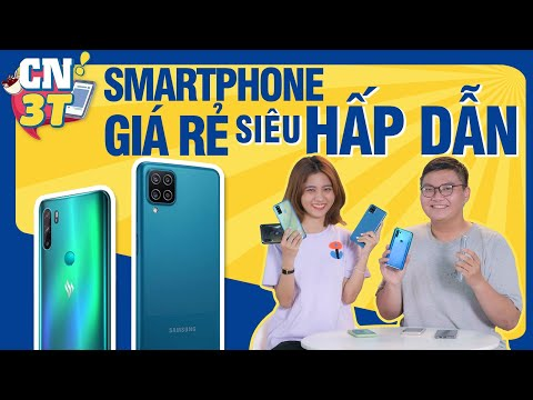 Smartphone GIÁ RẺ DƯỚI 3 TRIỆU chơi game tốt chụp hình đẹp mà bạn nên mua ngay I CN3T