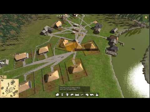 Ostriv EP3 (First Look) - New Village / City Builder & Management Game - Let's Try Ostriv Gameplay