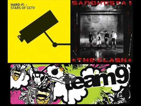Team 9 - Clash Machine (Hard-Fi vs. The Clash)