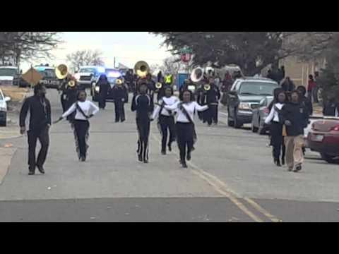 Douglass High School Marching Band Oklahoma
